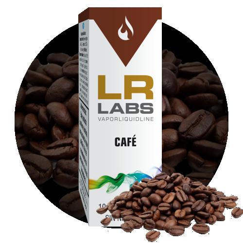Eliquid con aroma natural a café